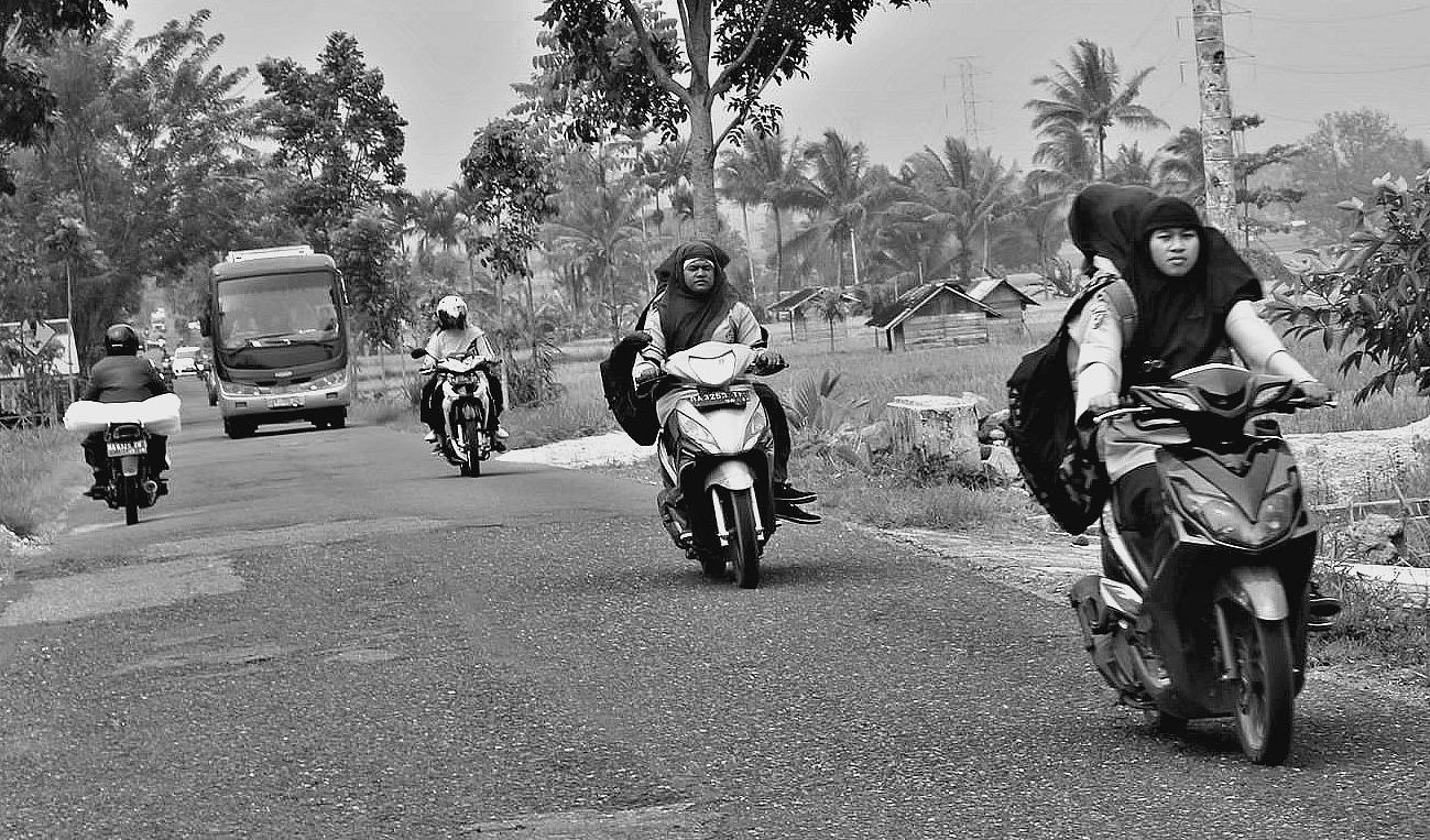 Outside Padang