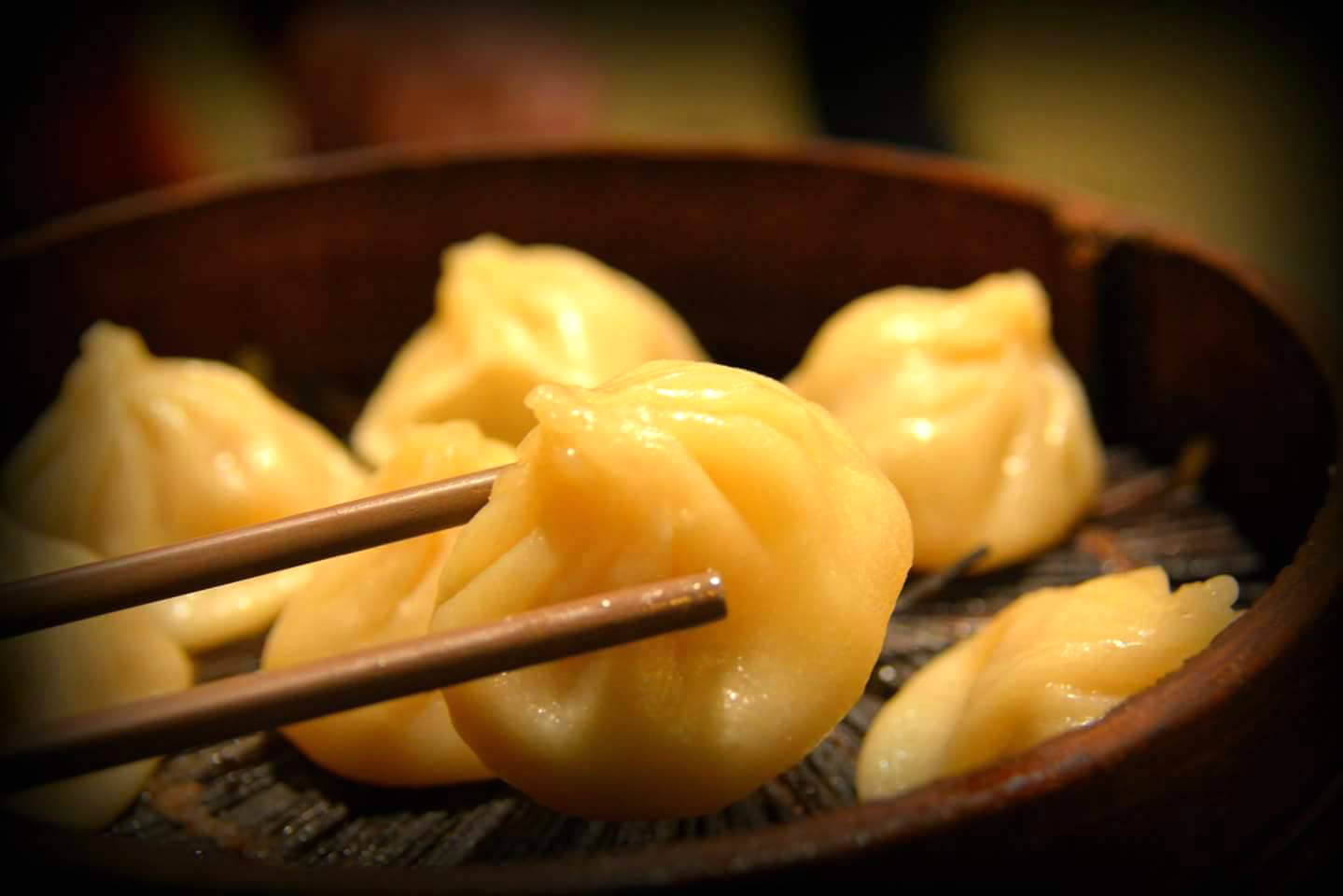 Shanghai dumplings. Photo by Ng Siew Cheng