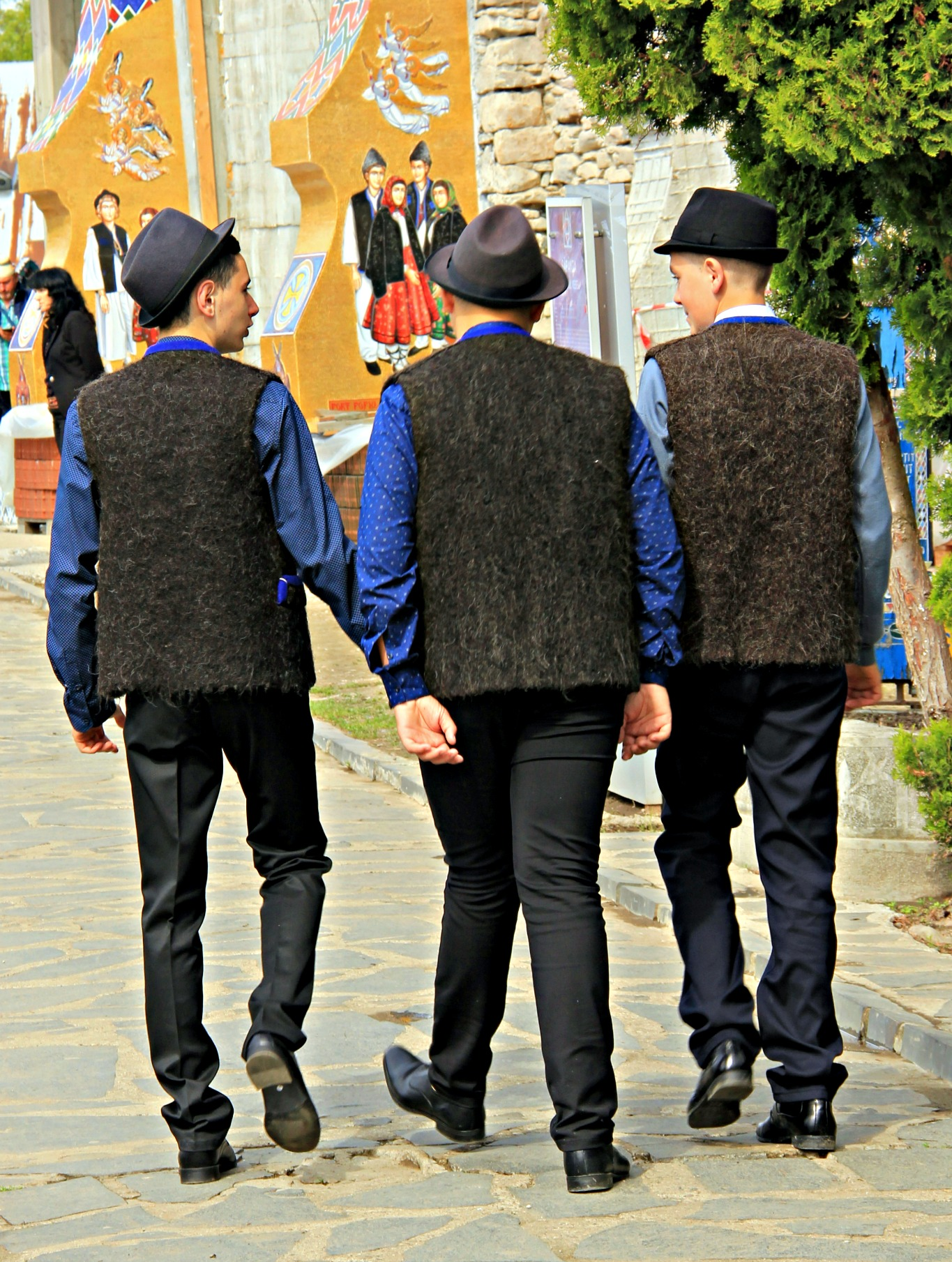 The boys of Săpânţa. Photo by Ovidiu Balaj