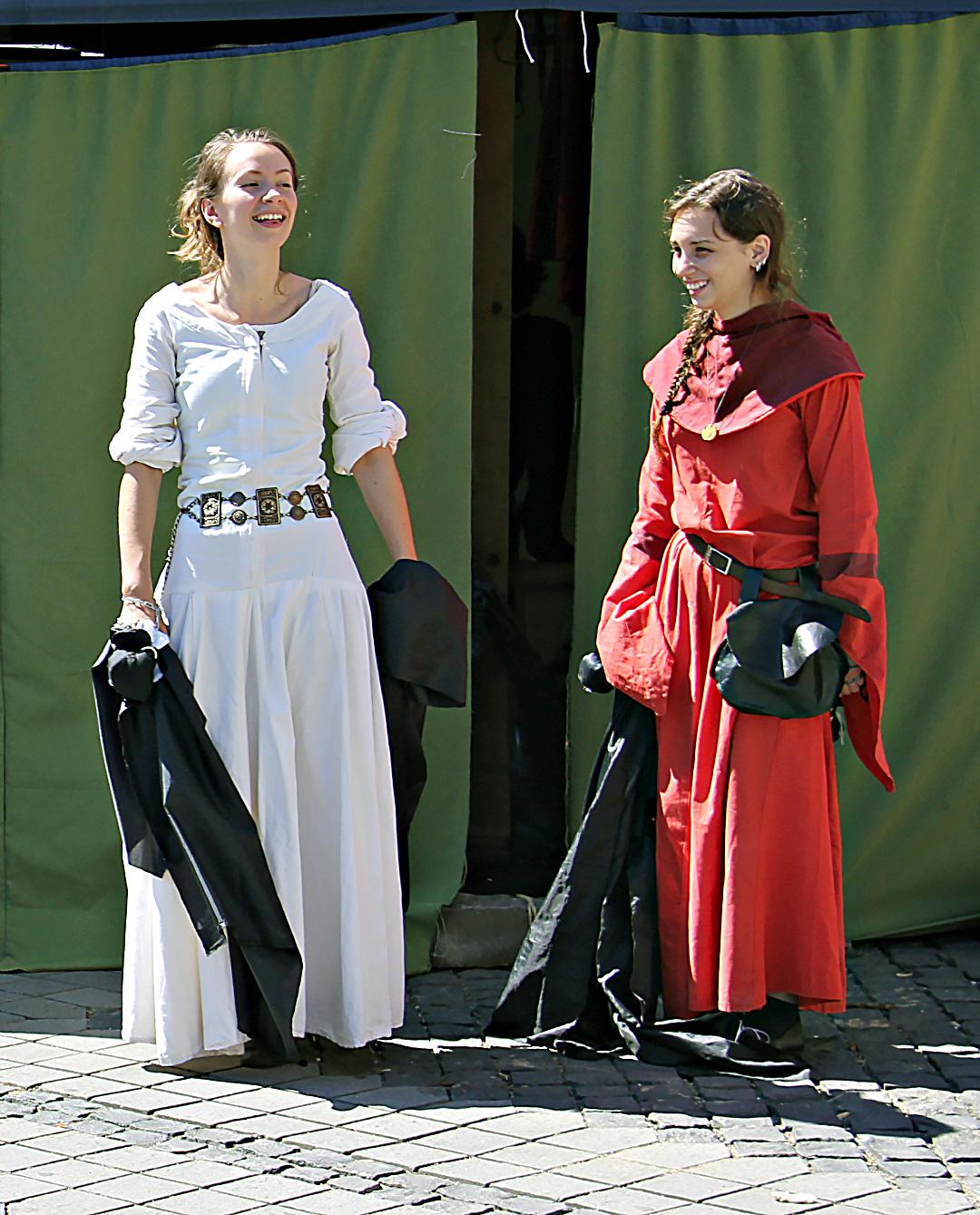 In old times, ladies had better fashion taste. Photo by Ovidiu Balaj