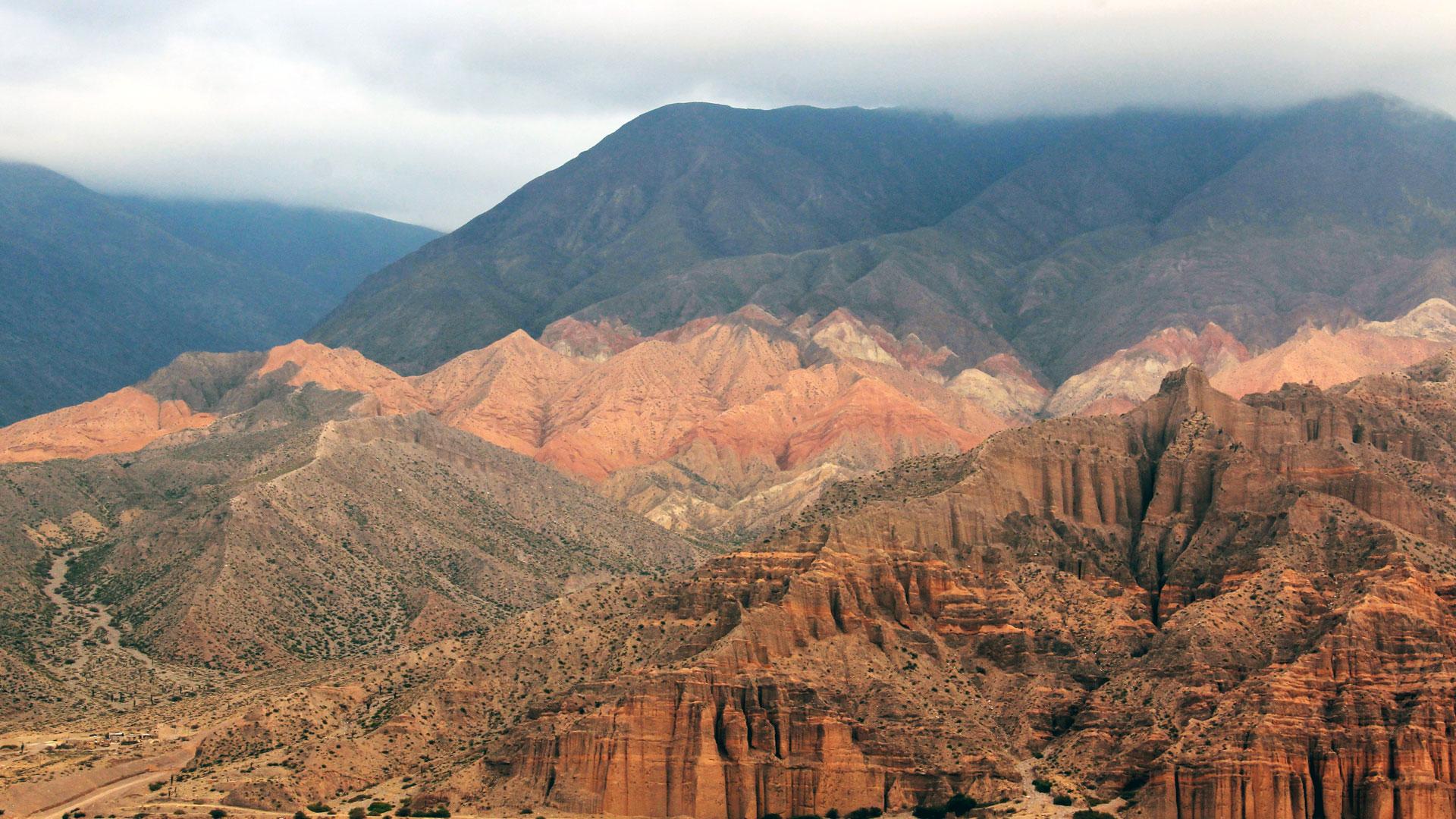 Quebrada de Humahuaca. Photo by Ovidiu Balaj