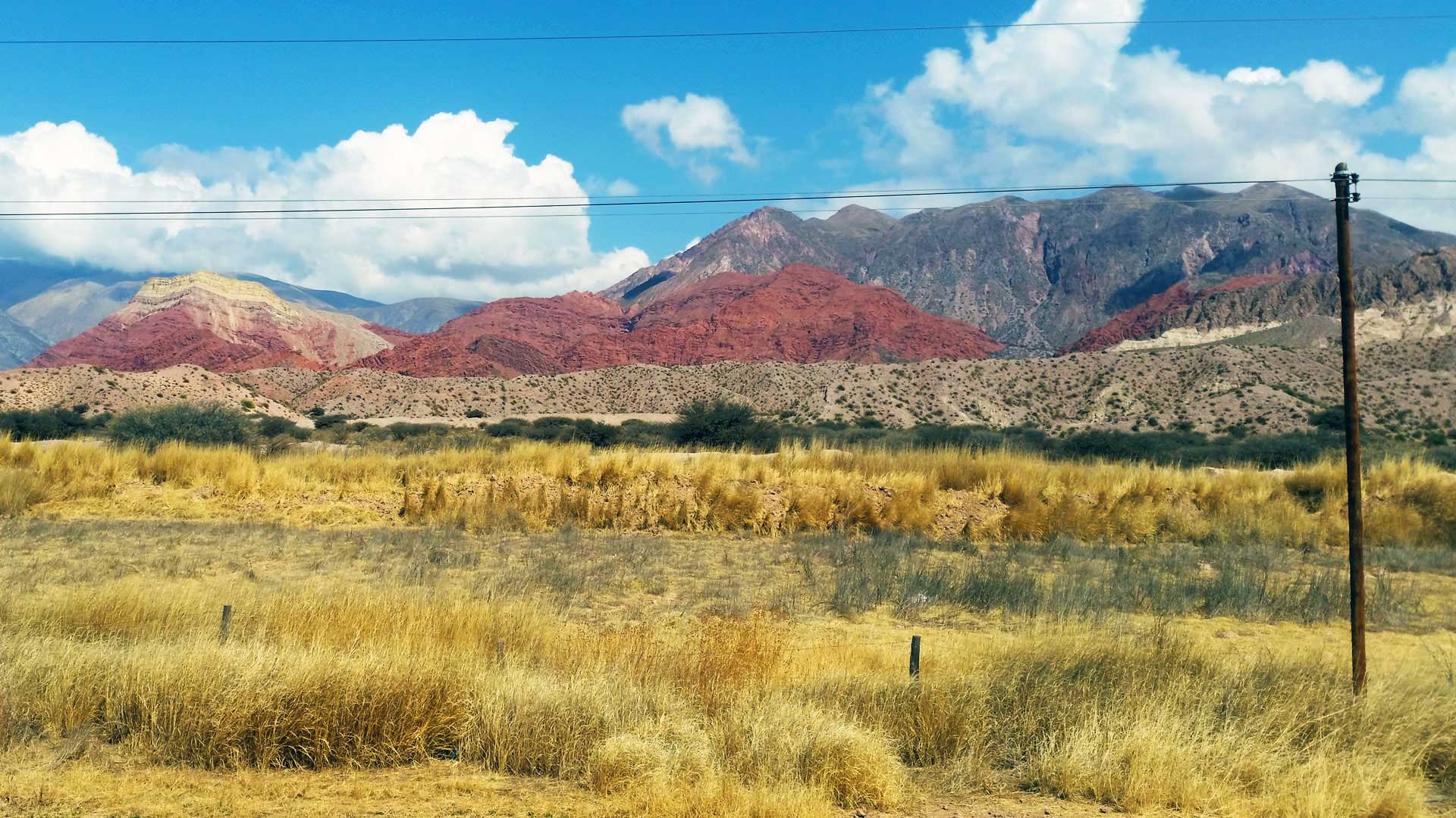 Taken from the 1 hour bus ride from Humahuaca to Tilcara.  Photo by Ovidiu Balaj