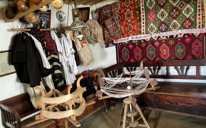 Muzeul Etnografic din Ieud.